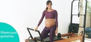 Gravidez: Pilates pode ajudar a amenizar desconfortos