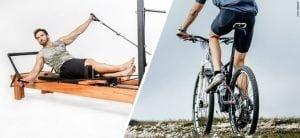 Os benefícios do Pilates na prática do ciclismo