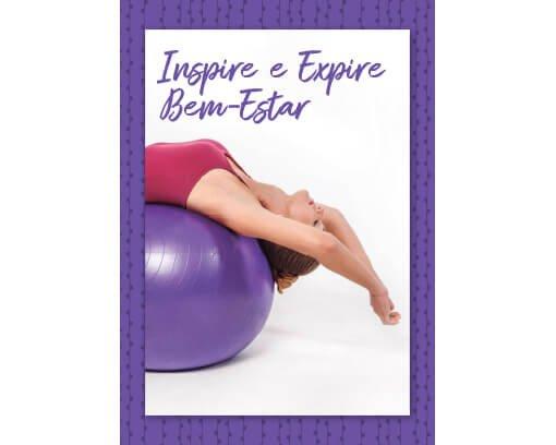Inspire e expire bem-estar