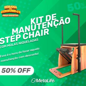 Kit Manutenção Step Chair